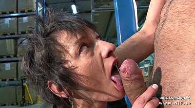 French, Mature anal, Boobs, French mature, Big mouth, Amateur mature anal