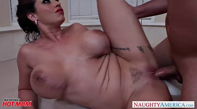 Eva notty, Eva, Horny mom, Mom hardcore, Brunette mom