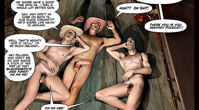 Cartoon, Animation, Gay cartoon, Comics, Cartoons, Granny gangbang