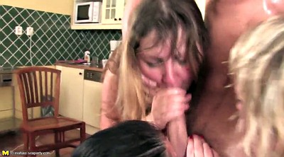 Boy, Mom boy, Mom gangbang, Gangbang mature, Boy mature