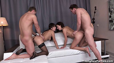 Teen party, Foursomes
