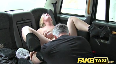 Huge, Taxi, Huge ass, Fake taxi, Ass licking