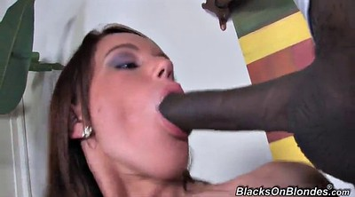 Long hair, Black blowjob