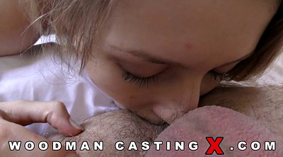Casting, Hairy ass, Casting anal