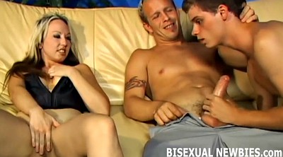 Femdom, Bisexual threesome