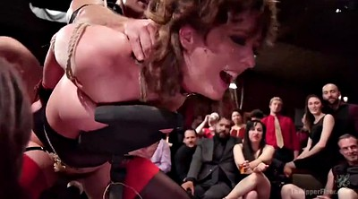 Swingers party, Bdsm fisting