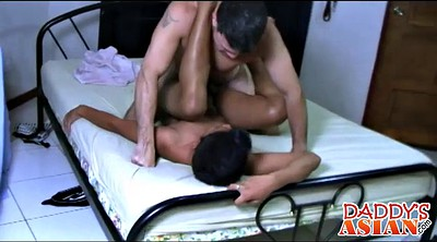 Tickle, Tickling, Old daddy, Daddy fuck, Tickled, Asian daddy