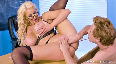 Nicolette shea, Blonde pussy, Teacher stocking, Teacher big tits, Shea, Desk