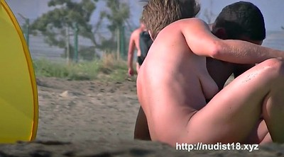 Flashing, Flash, Nudism, Beach flash, Hidden camera, Couples