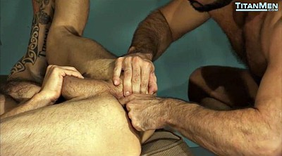 Muscle, Group anal, Daddy anal