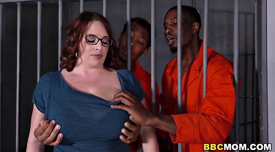 Jail, Mom in, Bbc mom, Mature mom, Big black cock mom