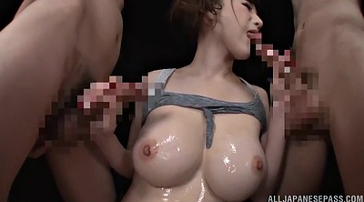 Japanese busty, Busty japanese, Japanese handjob, Japanese busty threesome, Japanese big dick, Hard suck