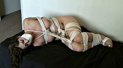 Tied, Tied up, Tape, Roped, Gag