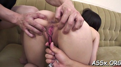 Anal, Japanese pussy, Japanese anal, Pussy