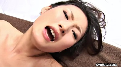 Orgasm, Lady, Hot japanese, Hairy creampie, Creampy, Cowgirl creampie