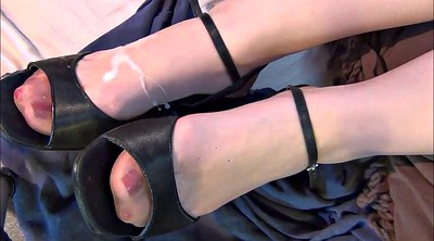 Stockings milf, Foot nylon, Stockings foot, Nylon feet