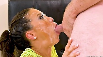 Super, Asian deepthroat, Sloppy blowjob, Kalina ryu, Asian big cock