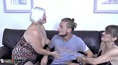 Young busty, Old young compilation