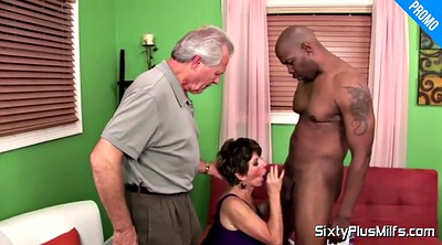 Housewife, Granny interracial