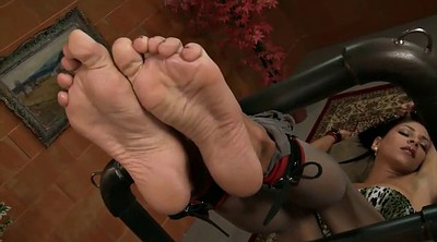 Nylon foot worship, Nylon worship, Foot worship