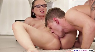 Pussy licking, Office anal