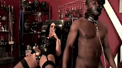 Pegging, Mistress, Smoking fetish, Amazon