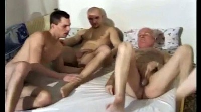 Group sex, Gay old, Old goes young