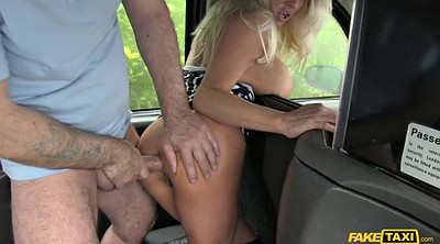 Huge boobs, Taxi anal