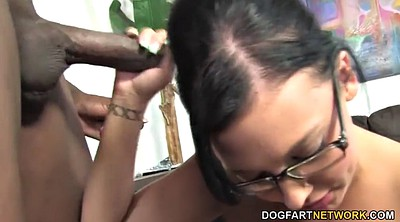 Watching, Hairy ebony