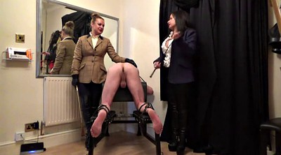 Caning, Mistress, Femdom caning, Caned