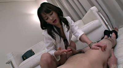 Japanese femdom, Facesitting, Japanese hairy, Submissive, Licking feet, Japanese face sitting
