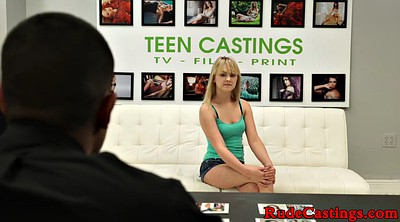 Teen casting, Rough