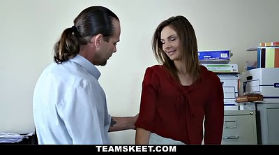 Shyla, Office anal, Anal virgin