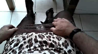 Stockings, Black stocking