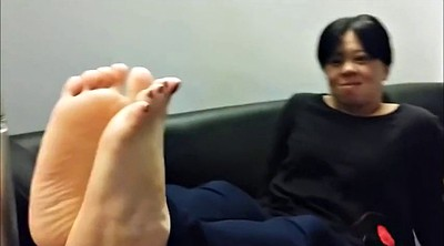 Feet, Mature foot, Asian feet, Asian mature, Sole, Foot fetish