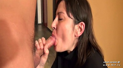 Office, Mom anal, Cum in mouth, Cum in, Mom mom