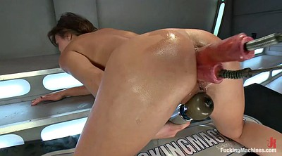 Fisting, Anal solo, Machine, Anal gapping