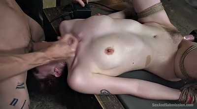 Ginger, Punished, Anal punish