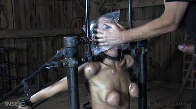 Tied, Tied up, Tied blowjob, Bagged