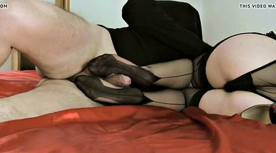 Footjob, Stocking footjob, Footjob stocking, Black stocking