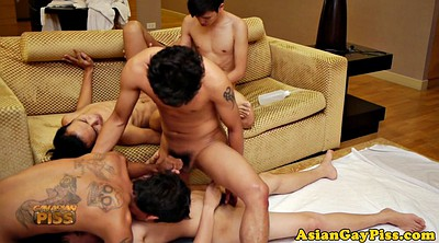Asian gay, Anal piss, Asian pee, Asian piss, Asian orgy, Piss group