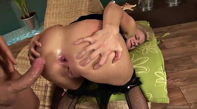 Tit fuck, Hairy anal