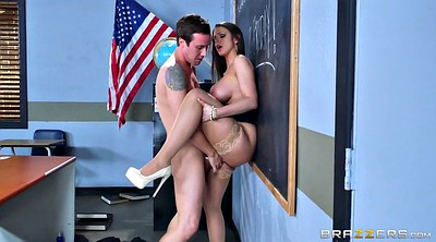 Teaching, Anal teacher, Brazzer milf, Sexy teacher, Milf anal creampie, Brooklyn chase