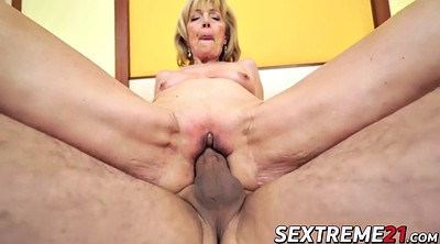 Granny masturbation, Blonde granny, Young blonde, Old masturbation