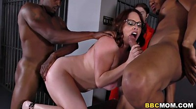 Blacked, Jail, Moms, Mom bbc, Maggie