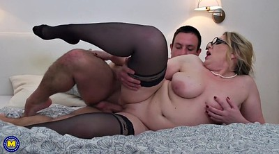 Mother, Chubby milf, Chubby mature