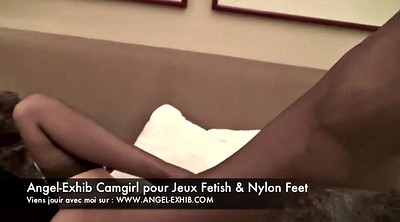 Nylon, Nylon feet, Nylon foot