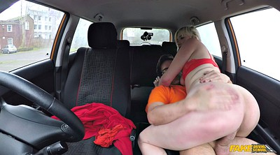 Hard, Fake taxi, Whore, Blond