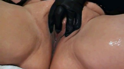 Latex, Peeing, Puffy, Gloves, Glove
