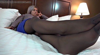 Nylon foot, Nylon pantyhose